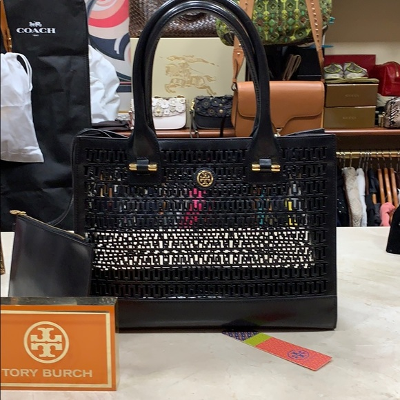 Tory Burch Handbags - NWT TORY BURCH GEORGIANA TOTE